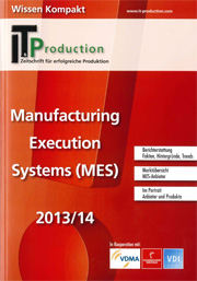 IT&Production – MES Wissen kompakt 2013/14