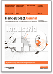 Handelsblatt Journal / September 2015
